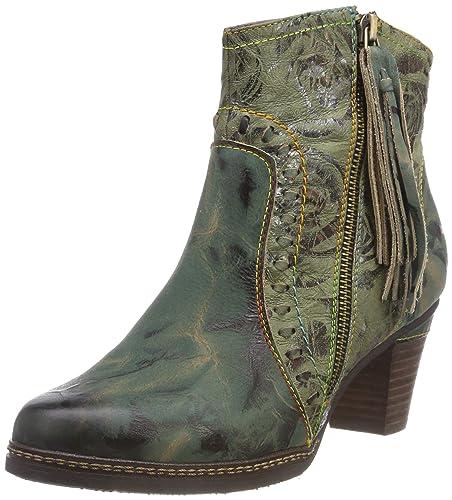 c5ab24d30760ea Laura Vita Damen Agathe 51 Stiefeletten  Amazon.de  Schuhe   Handtaschen