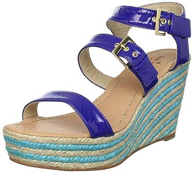 202c456d13ec Amazon.com  Kate Spade New York Women s Darla Wedge Sandal  Shoes
