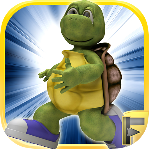 Superhero Turtle 3D Runner Adventure - Escape The City Ninjas