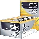 SiS Go Energy Barretta Energetica, Banana - 1 Pacco da 30 Pezzi