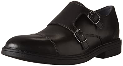 Bostonian Men's Cordis Style Black Leather 8 ...