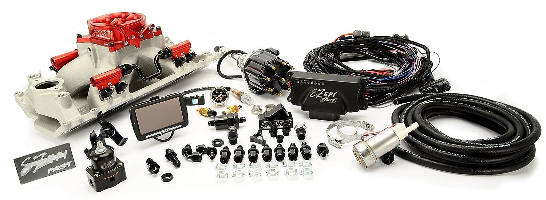 Amazon com: FAST 30435-10T EZ 2 0 Ford 351W Multiport EFI Kit w