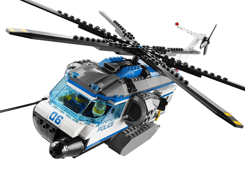 Lego 4439 Helicopter - YouTube