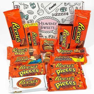 Caja de regalo caramelos Reeses americanos | Selección de ...