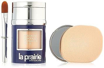 Amazon Com La Prairie Skin Caviar Concealer Foundation Spf 15 Creme Peche 1 Ounce Foundation Makeup Beauty