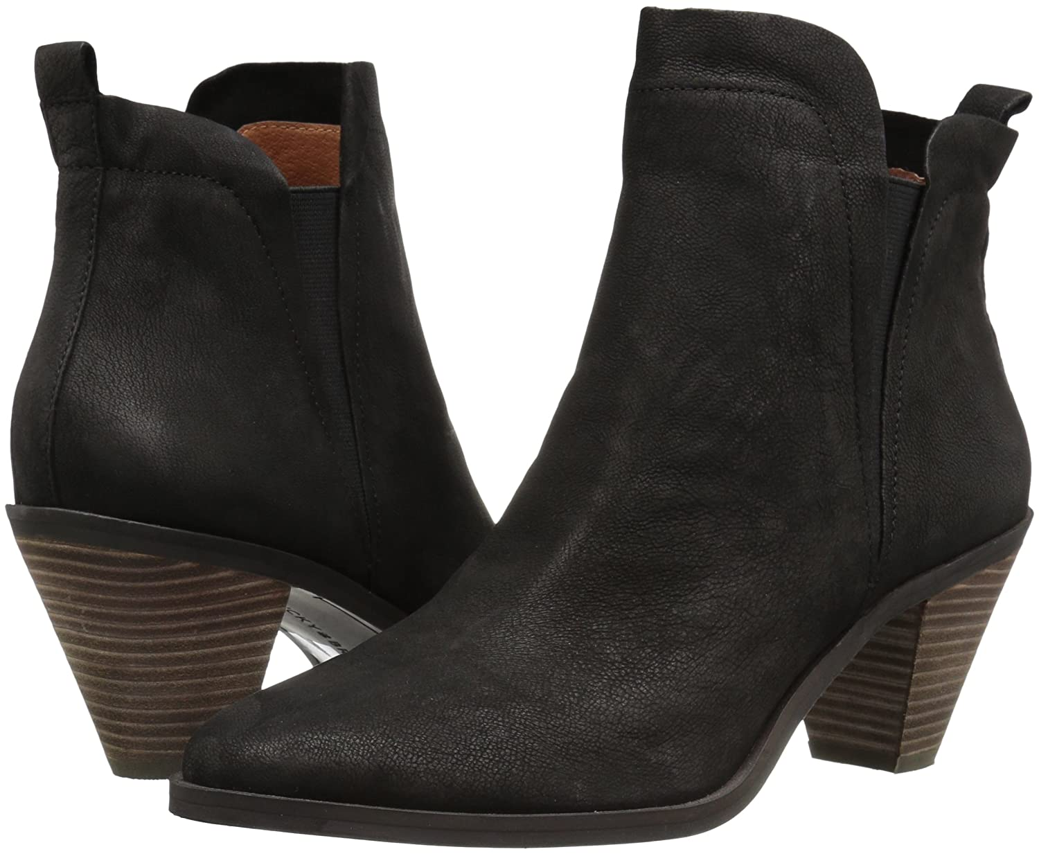 Lucky Brand Women's Jana Fashion Boot B06XCN8BVS 6.5 M US|Black