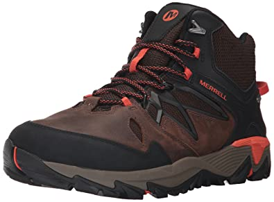 Merrell Men s All Out Blaze 2 Mid Waterproof Hiking Boot ec44d3b8be