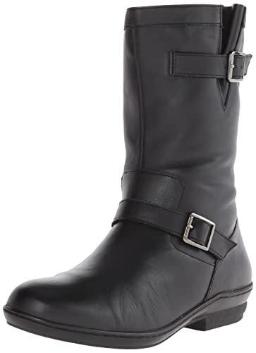 David Tate Women's Dorthy Black Boot 6.5 M ...