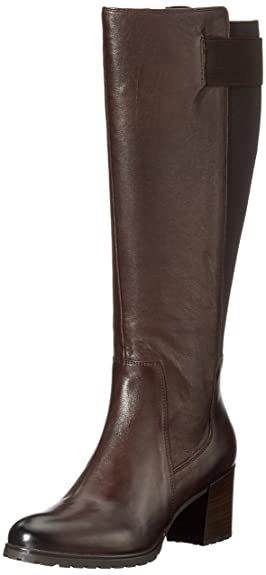 Geox Women's New Lise 1 Winter Boot, Coffee, ...