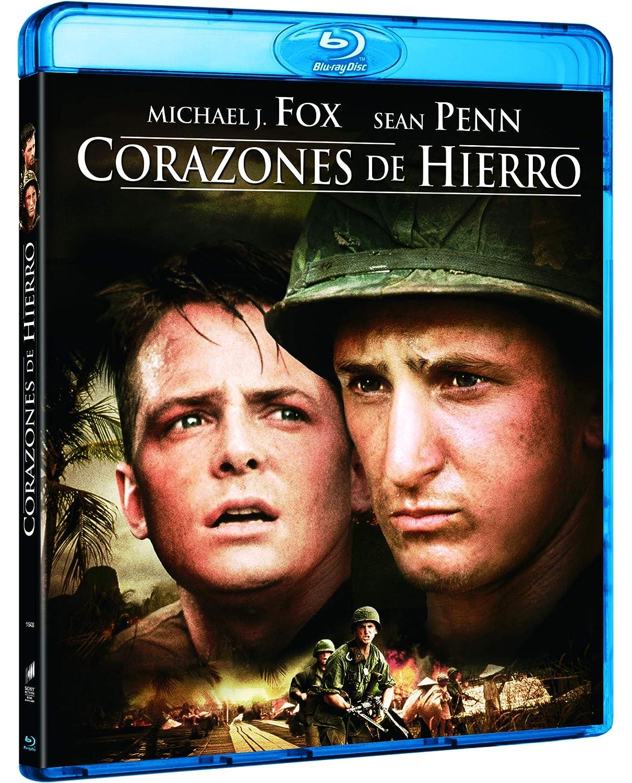 Corazones De Hierro (BD) [Blu-ray]