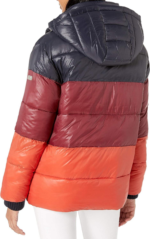 Rachel Roy Womens Light Puffer Jackets