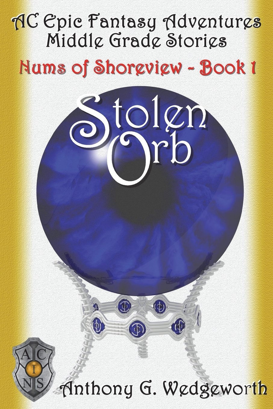 Download Stolen Orb (Nums of Shoreview) (Volume 1) pdf