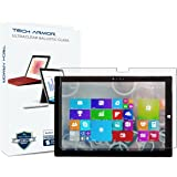 "Tech Armor - Premium UltraClear Ballistic Glass Screen Protector for Microsoft Surface 3 (2015)[Not Pro 12""] [1-Pack]"