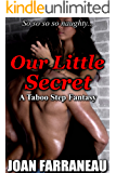 Our Little Secret: A Taboo Older Woman Younger Man Fantasy