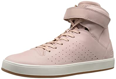 81e491c7ce7bd7 Lacoste Women s Tamora HI 116 1 Fashion Sneaker Light Pink 5 ...