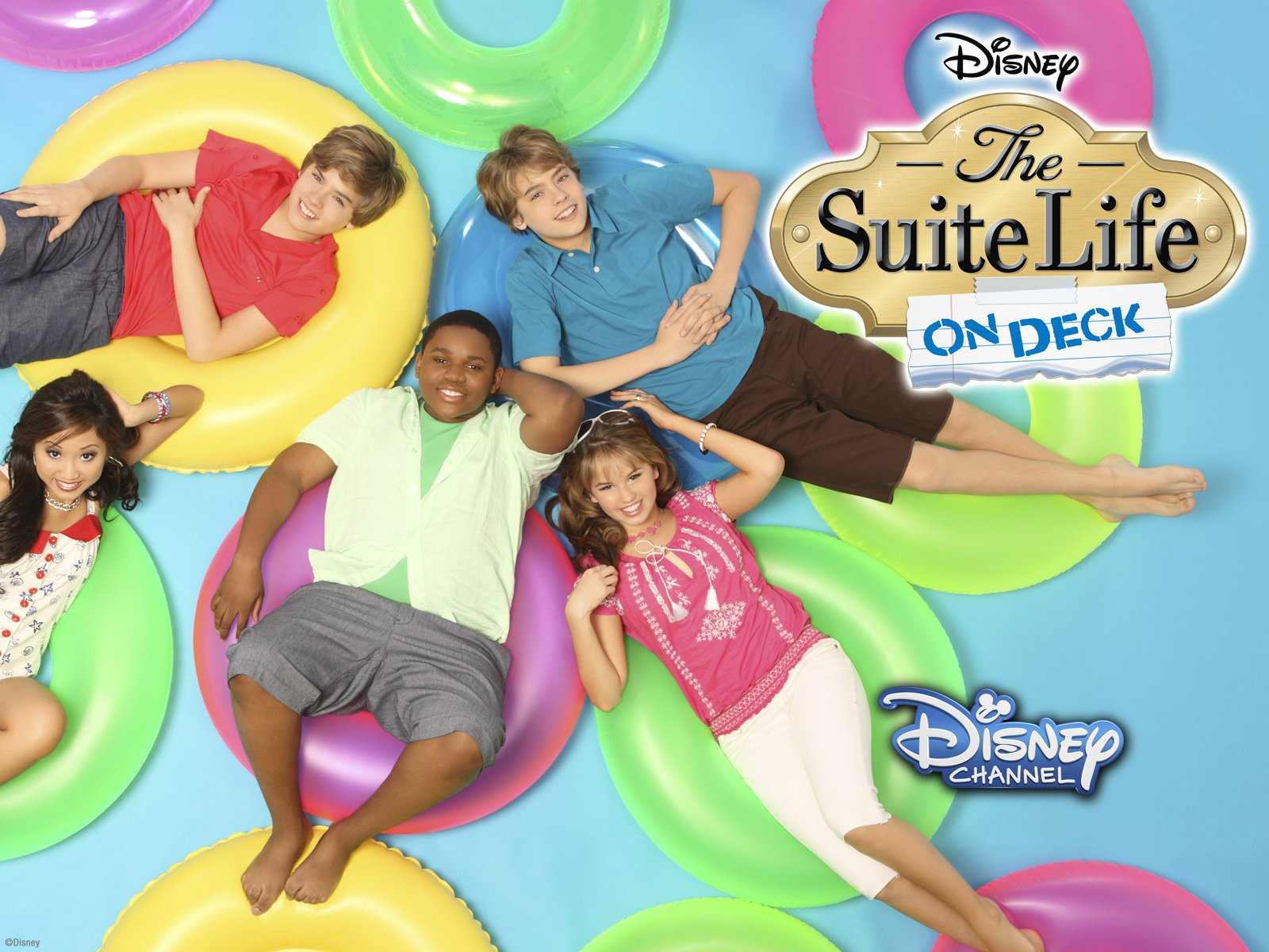 Amazon.com Watch The Suite Life On Deck Volume 6