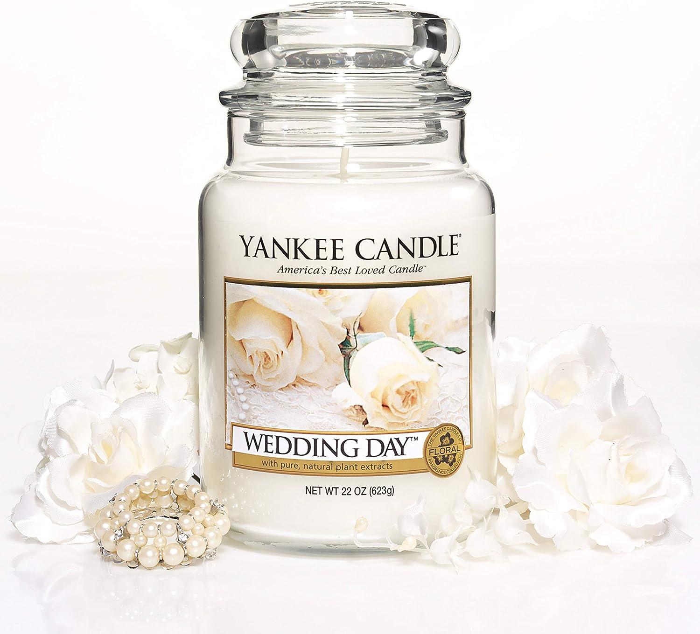 Lot de 12 Yankee Candle Bougies Chauffe-Plat Pois de senteur du jardin