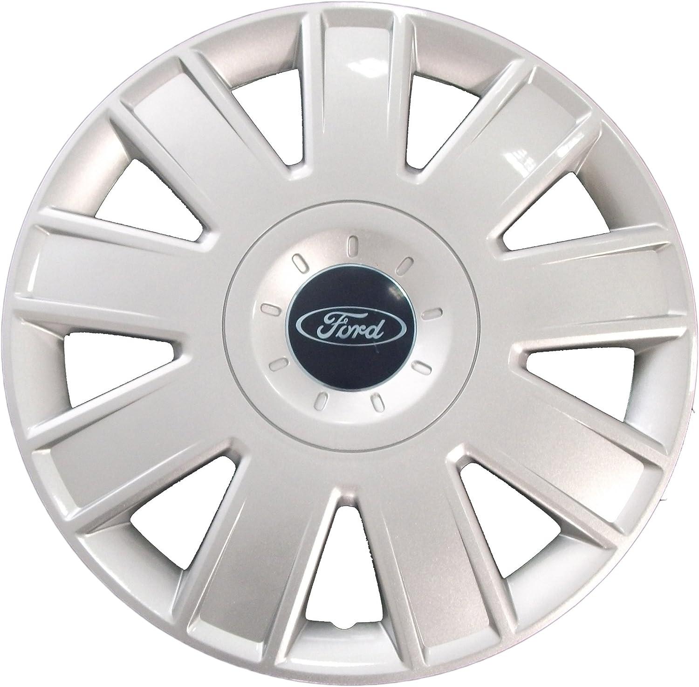 Ford Fusion 15-inch Single Wheel Trim for 2002 Onwards