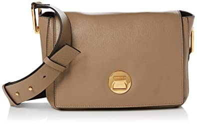 ecaf25a78764 Coccinelle Womens Liya Shoulder Bag Brown (TAUPE NOIR)  Amazon.co.uk ...