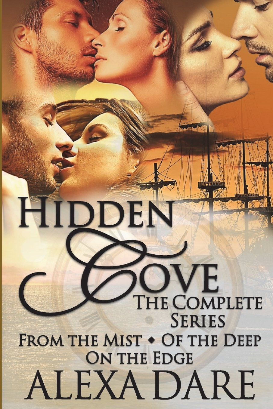 Hidden Cove: The Complete Series ebook