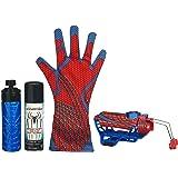 映画 アメージングスパイダーマン マーベル スーパーヒーロー The Amazing Spider-Man Mega Blaster Web Shooter With Glove Set スパイダーマングローブセット★糸発射が可能! プレゼント ギフト 自分へのご褒美 【並行輸入品】 日本未発売