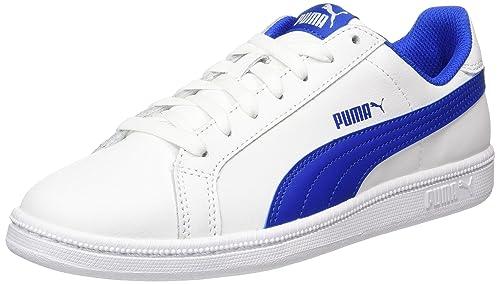Puma Smash Fun L Jr, Sneakers Basses Mixte Enfant