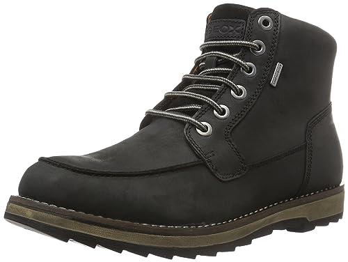 Geox U Shoovy Wp D, Mocasines Para Hombre, Negro (BLACKC9999), 41 EU: Amazon.es: Zapatos y complementos