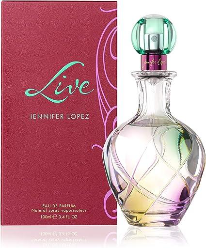 Jennifer Lopez Live Eau de Parfum for