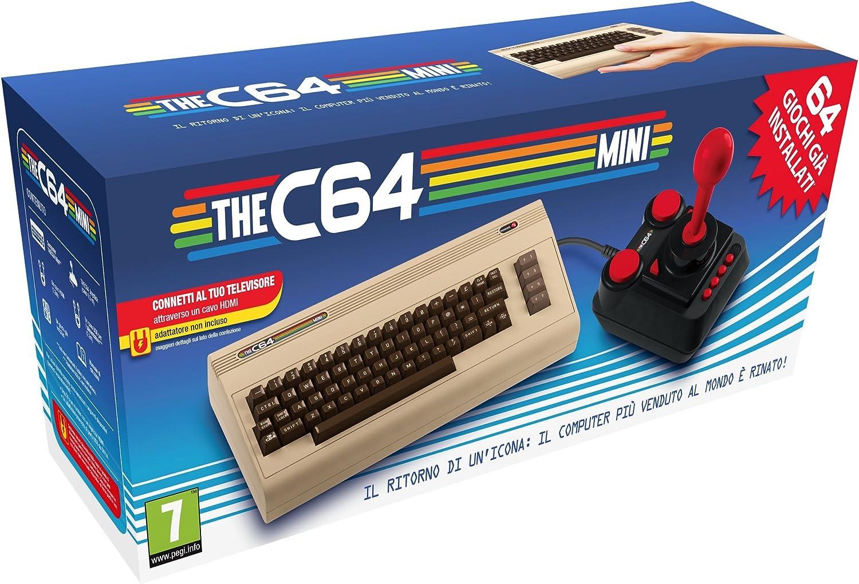 thec64 mini - arcade console spedita da amazon