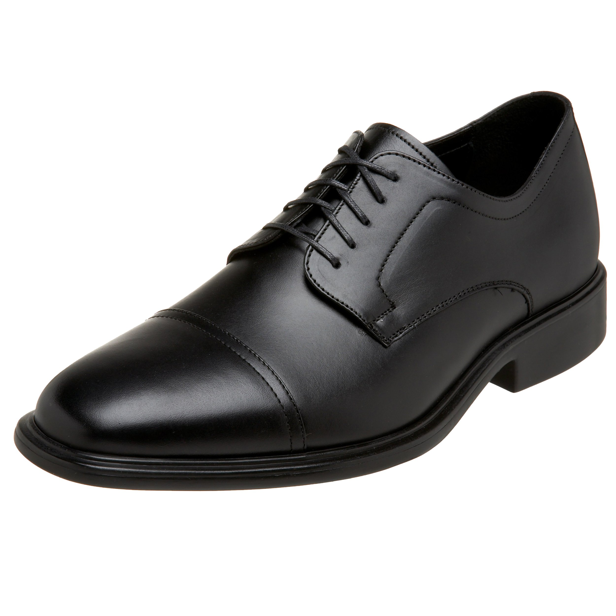 Neil M Men's Senator Cap-Toe Oxford,Black,9 D US
