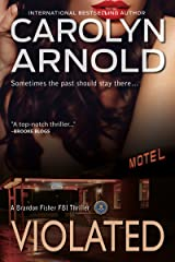 Violated (Brandon Fisher FBI Series Book 5) Kindle Edition