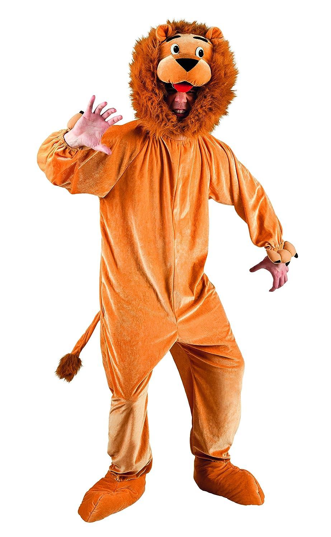 Boland 88104 Adultos Disfraz León Mascota, XL