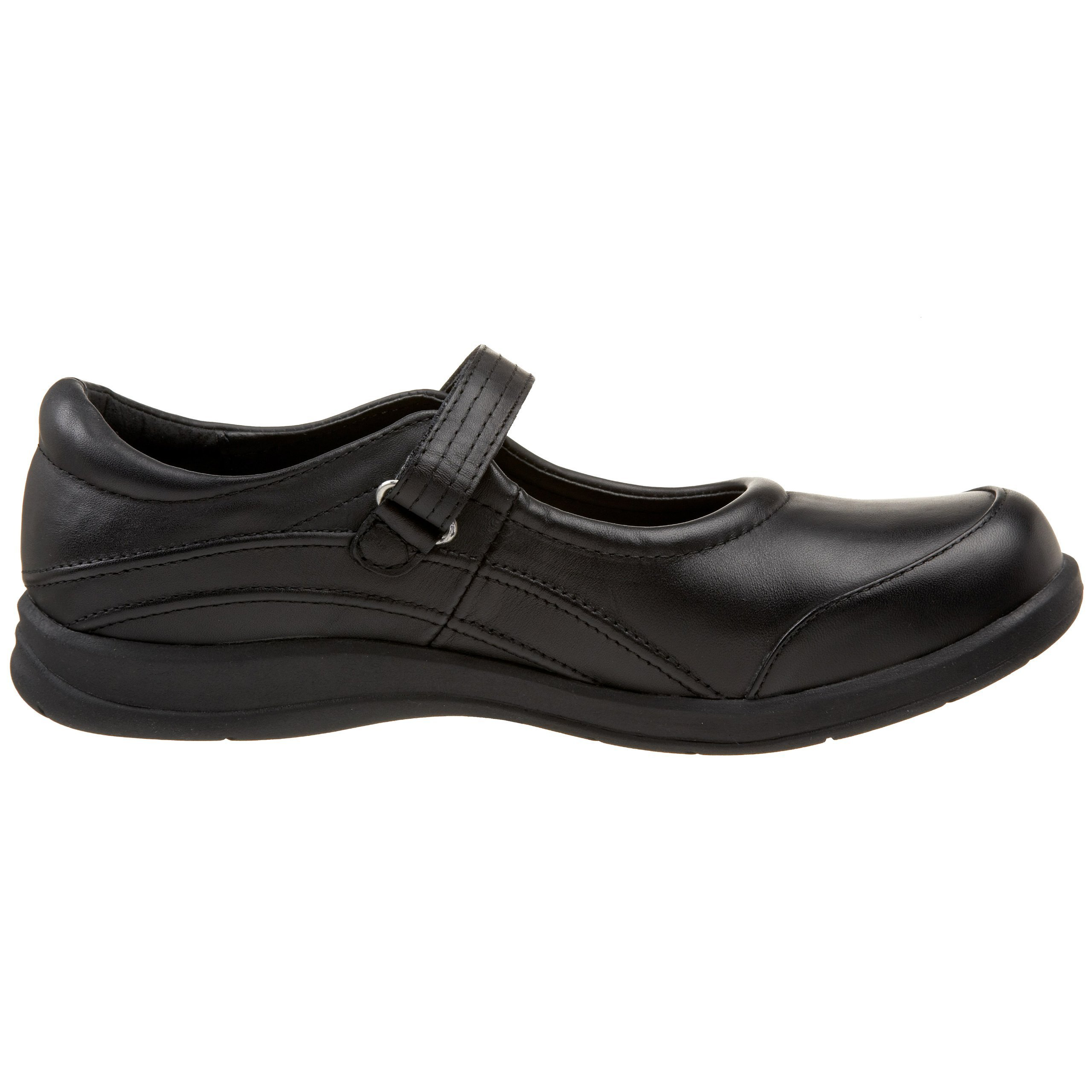 Stride Rite Little Kid/Big Kid Molly Mary Jane,Black Leather,10 N US Toddler by Stride Rite (Image #5)
