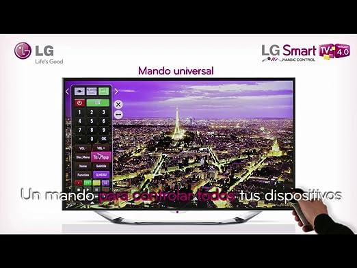 LG Electronics 32LN575S - Smart TV LED de 32
