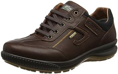 Ayr, Chaussures de Randonnée Basses Homme, Noir (Black), 40 EUGrisport