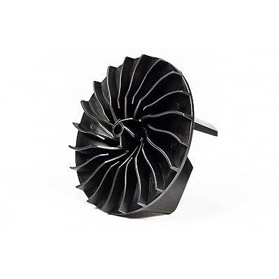 Black & Decker 607016-00 Leaf Blower Fan Genuine Original Equipment Manufacturer (OEM) part for Black & Decker: Toys & Games