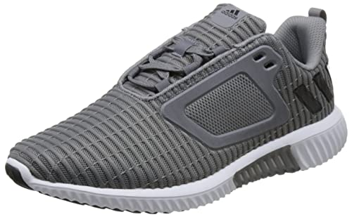 adidas Men's Climacool Competition Running Shoes, Grey  (Grethr/Cblack/Msilve),
