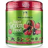100% Natural Greens Powder, Over 10 Hard to Get