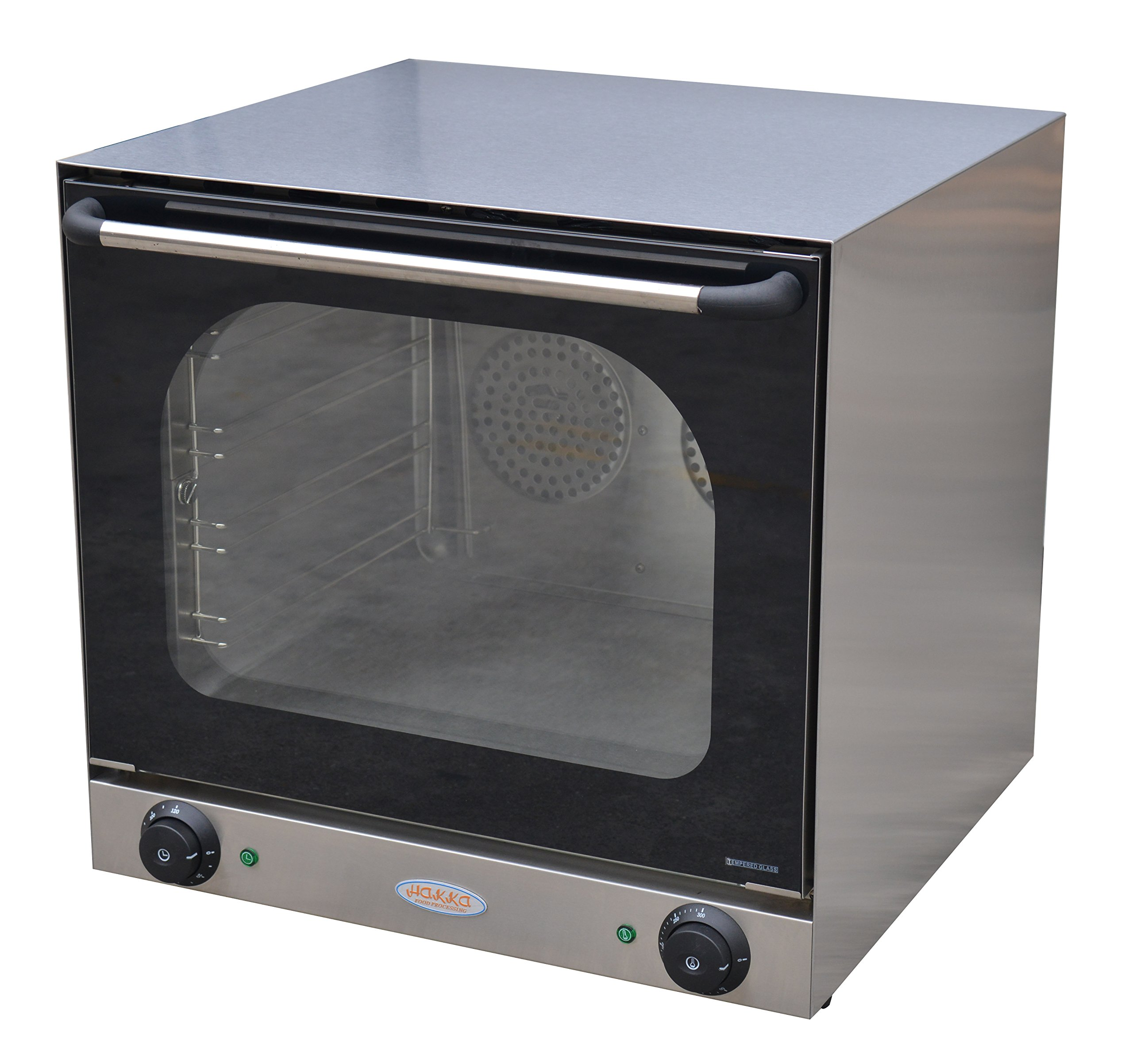 Hakka Commercial Convection Counter Top Oven with Steaming Function (220V/60Hz) by HAKKA (Image #1)