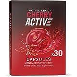 Active Edge CherryActive Capsules (100% pure Montmorency cherry powder capsules) - 30 caps