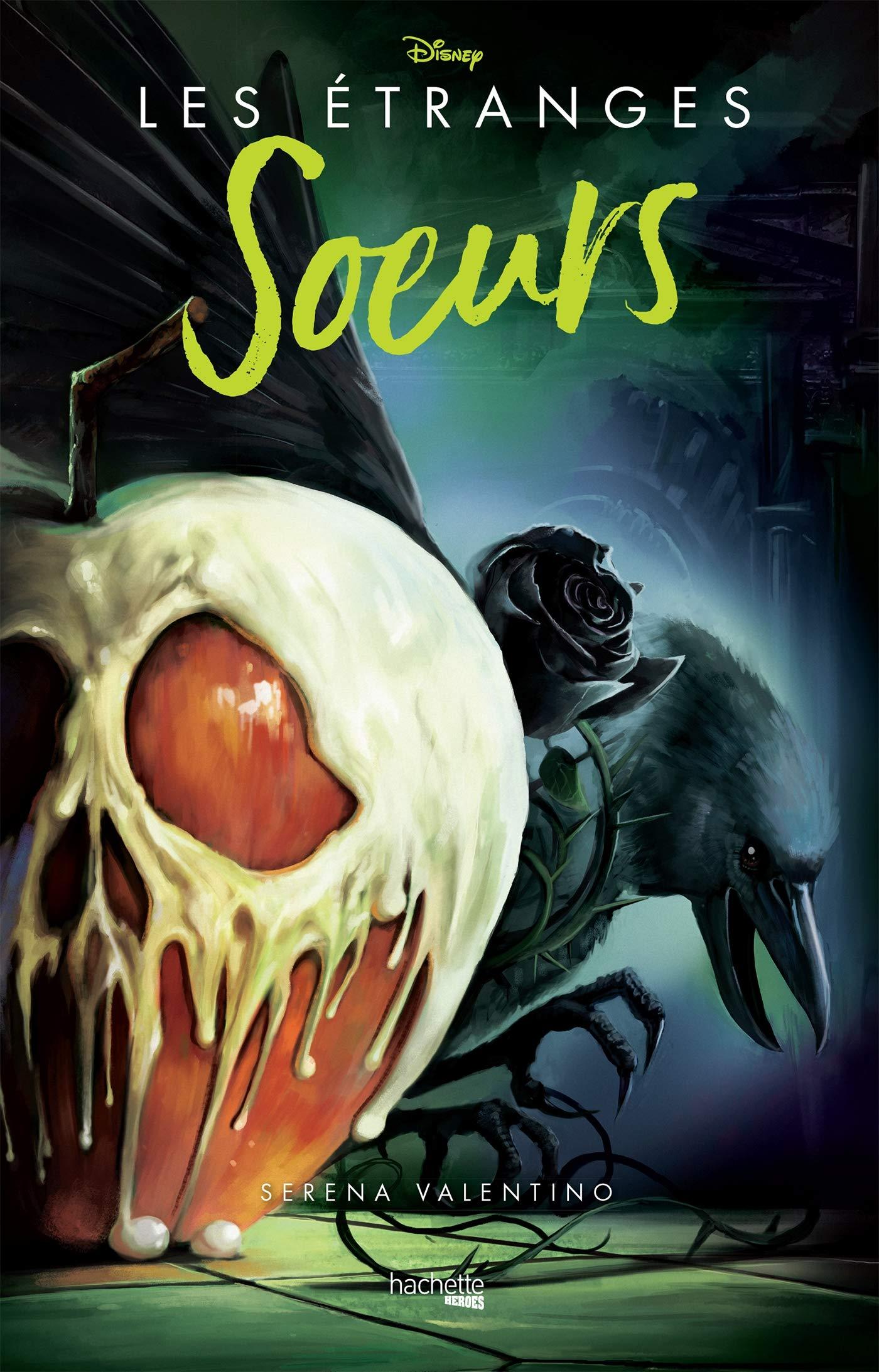 Villains Disney Les Etranges Soeurs Amazon Fr Serena