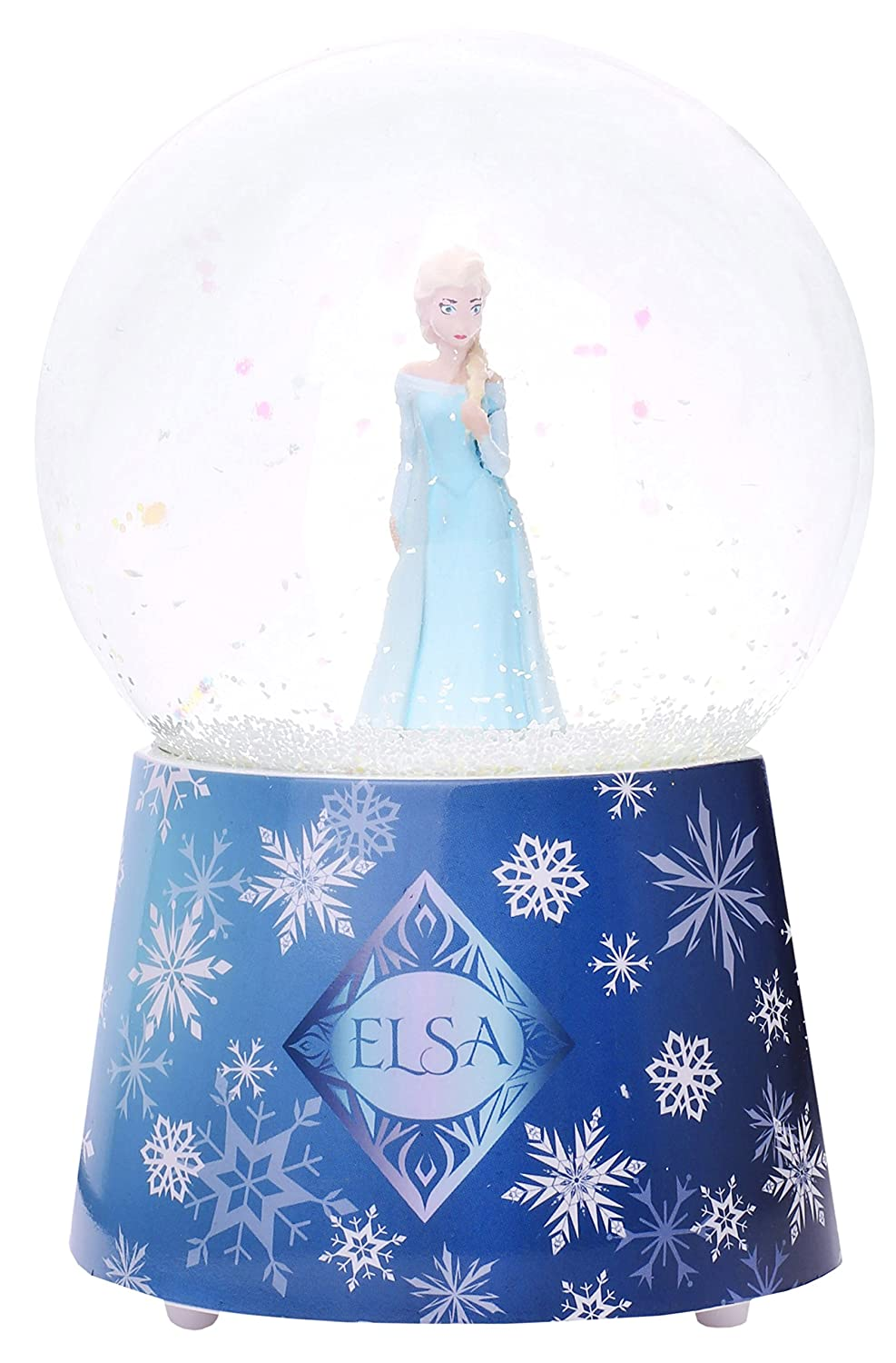 【おまけ付】 Trousselier Snow Elsa Frozen Snow Music Globe with Music Trousselier B00YEEOZ0E, 宮村:42739a86 --- irlandskayaliteratura.org