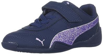 7867add97139e PUMA Tune Cat 3 Glam Velcro Kids Sneaker
