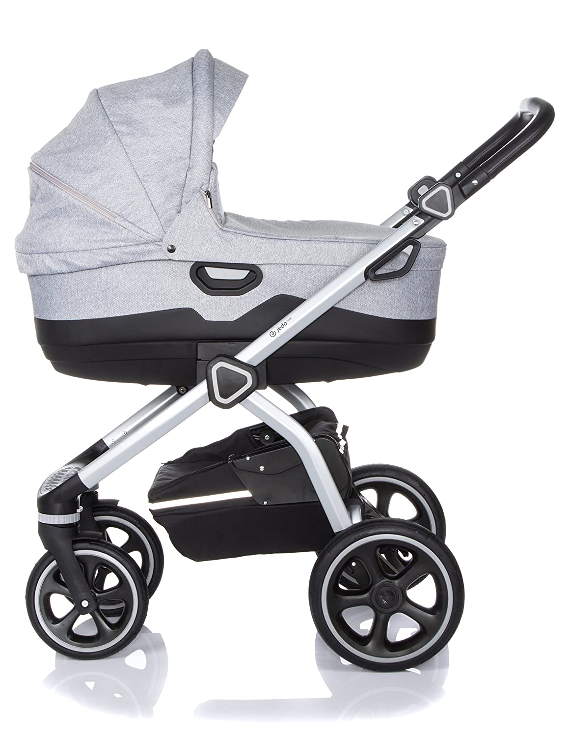 Baby stroller Jedo: photo and review of models, reviews 45