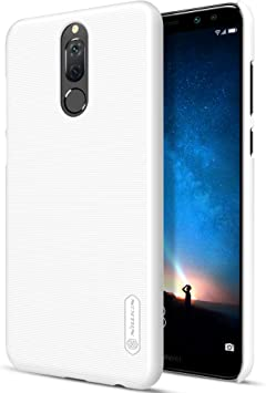 Funda® Firmness Smartphone Carcasa Case Cover Caso + 1 Pantalla Protector para Huawei Mate 10 Lite/Huawei Honor 9i/Huawei Nova 2i/Huawei P9 Lite Mini/ Huawei Enjoy 7(Blanco): Amazon.es: Electrónica