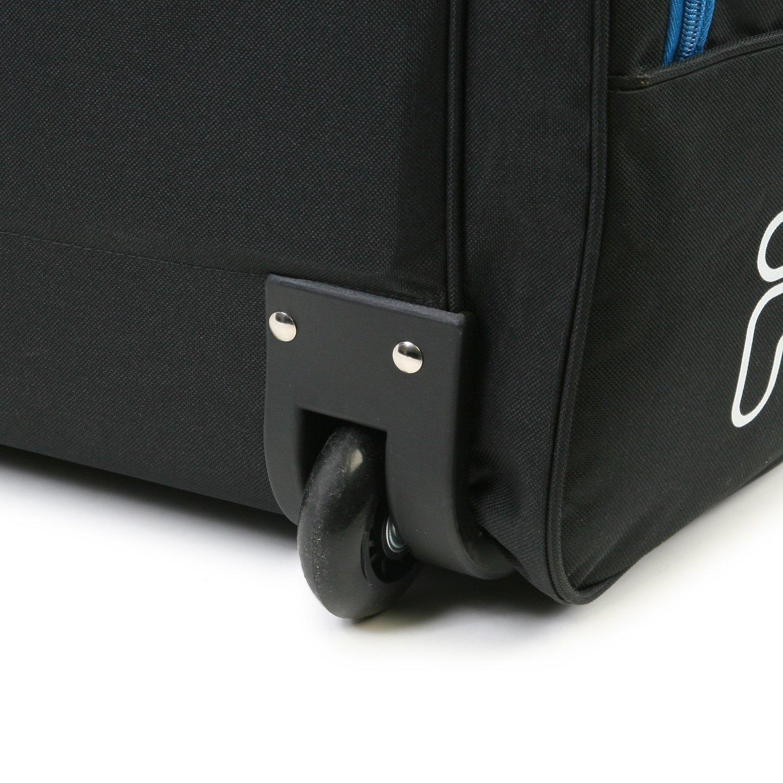 Luggage 30'' 7 Pocket Large Rolling Duffel Bag by Fila (Image #4)