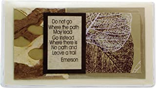 product image for Inspirational Checkbook Cover Made in the USA