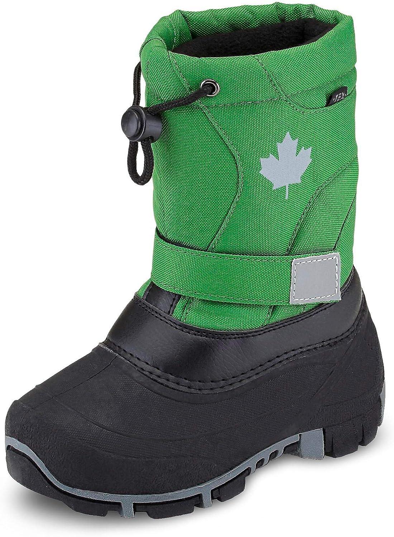 Bottes de Neige Mixte Enfant Canadians 467 185