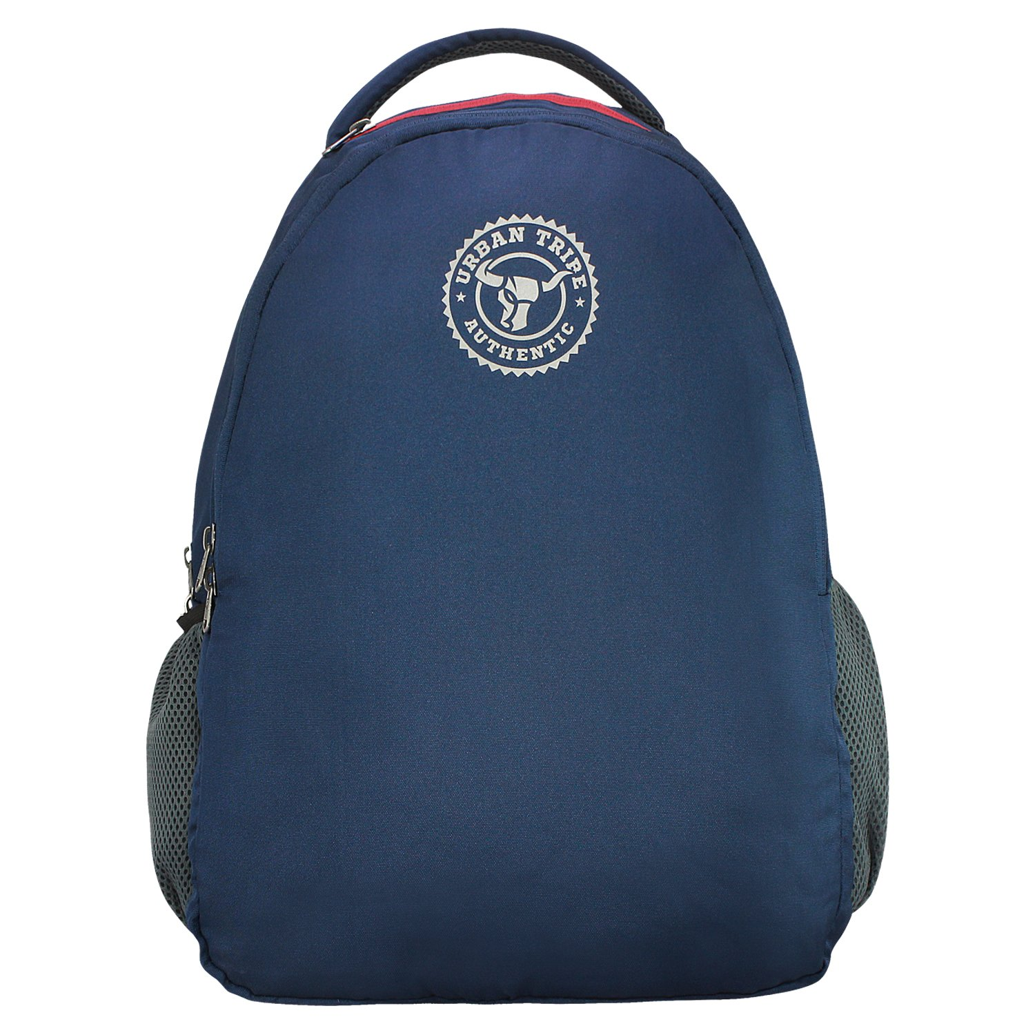 bfe7fa7b1a Roadster Navy Blue Laptop Backpack with - > CHEST STRAP
