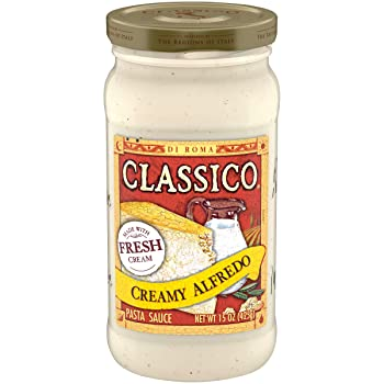 Classico Pasta Creamy Alfredo Sauce